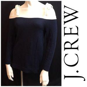 J. Crew Blue Sweater